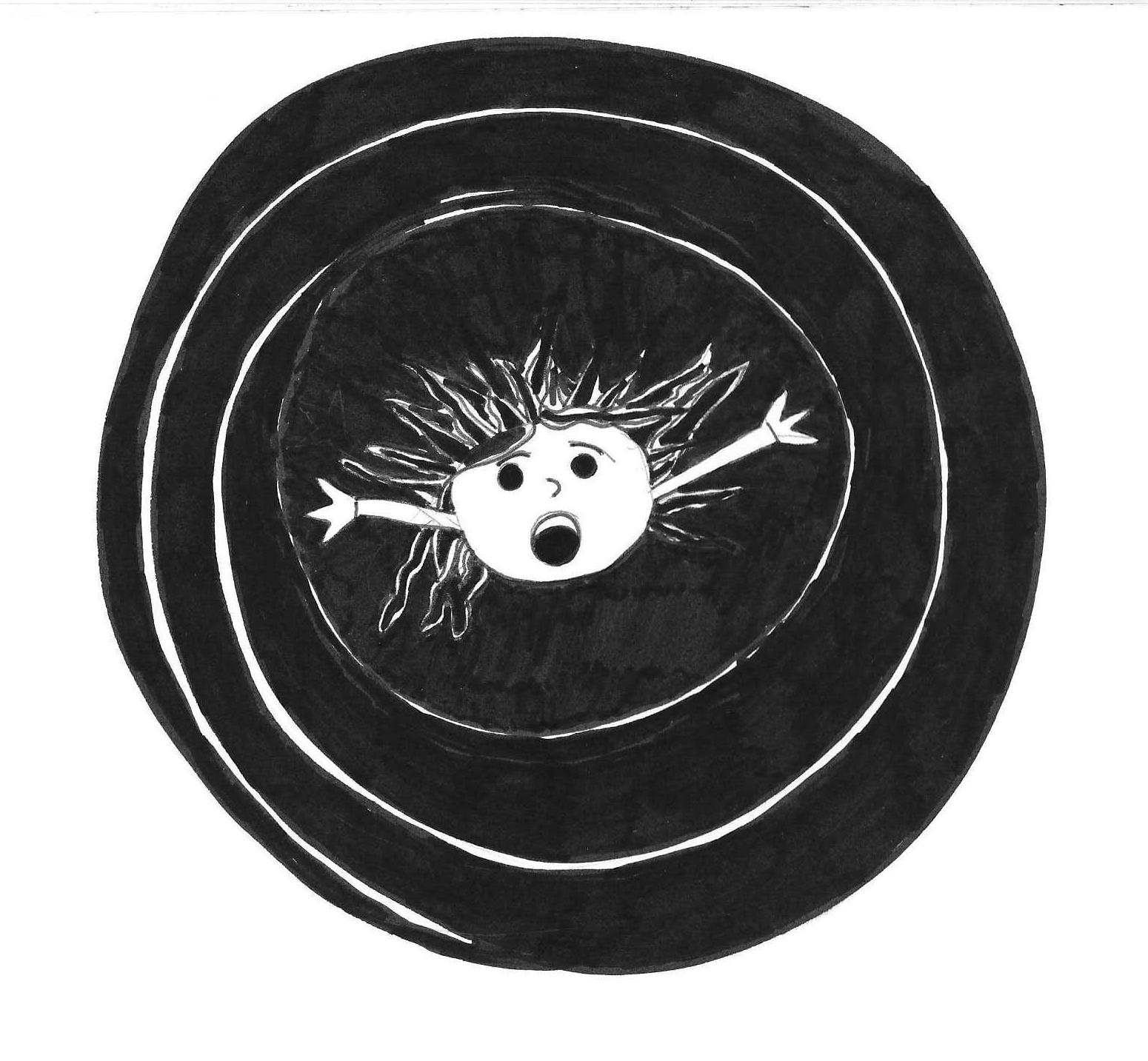 Burnout: a black hole