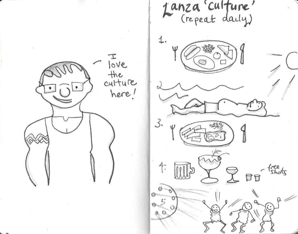Lanza culture