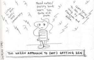 Read more about the article Unzen zen!