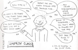 Read more about the article Improv Class
