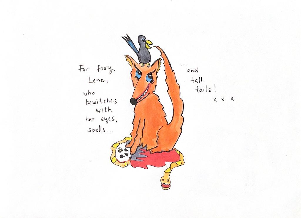 Lene 'Fox'