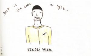 Mick Sensei