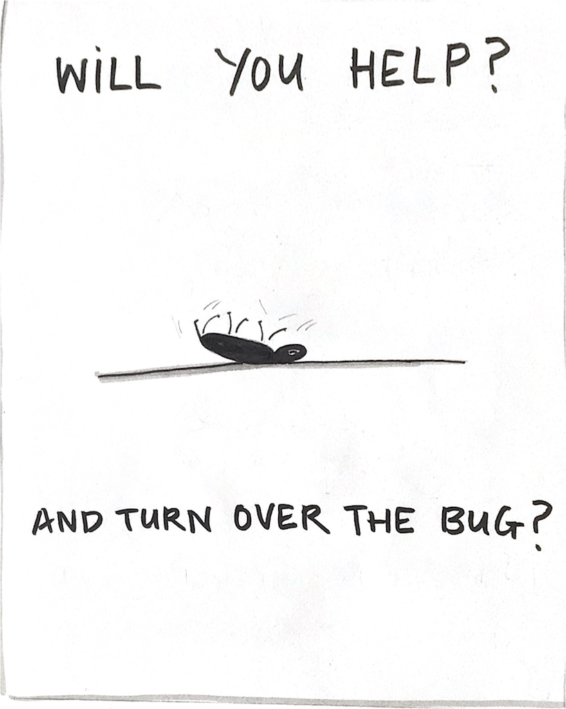 Will you help…?